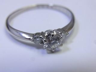 ダイヤモンドリング 買取 事例