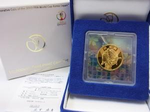 FIFA1万円金貨