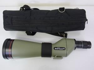 フィールドスコープ、バードランド80望遠鏡