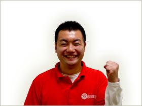 買取の窓口 店長 中村